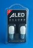 Лампы стоп-сигнала светодиодные P21/5W (BAY15D) Aled