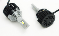 Лампы светодиодные KIA, Hyundai, Aled X (линза) 1100 lux